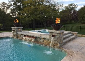 sundance-hot-tub-pool-fire-installation-in-wichita